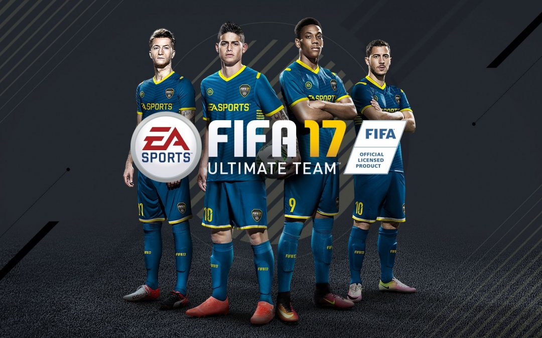 How Can I Build The Best FIFA 17 Ultimate Team?